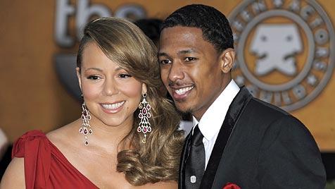 Carey nennt Sohn nach Zimmer in ihrer Luxus-Suite