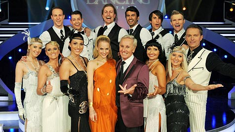 """Welches Paar muss """"Dancing Stars"""" am Freitag verlassen? (Bild: ORF/Ali Schafler)"""