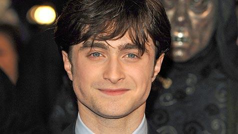 Daniel Radcliffe ist reichster Brite unter 30 Jahren (Bild: EPA)