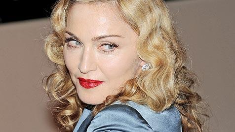 Madonna hat sich von Toyboy Brahim Zaibat getrennt (Bild: EPA)