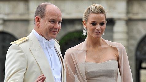 Übertrumpft Alberts Hochzeit Williams? Geld ist genug da! (Bild: EPA)