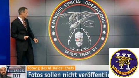 Bei N24 wird Bin Laden von Star-Trek-Einheit getötet (Bild: N24)