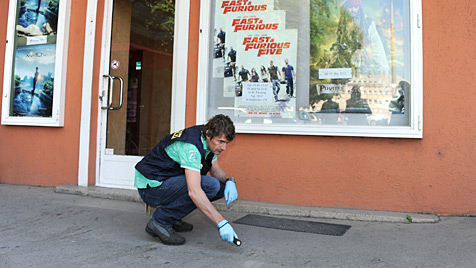 Raubüberfall als Szenario rund um Mord an Serbin (Bild: APA/BARBARA GINDL)