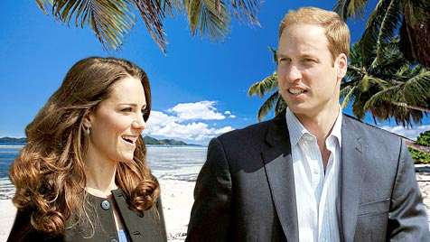 William und Kate zurück aus den Flitterwochen (Bild: AFP, © 2011 Photos.com, a division of Getty Images)