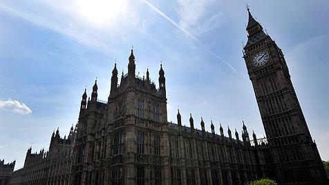 GB: Parlament könnte Party-Location werden (Bild: EPA)