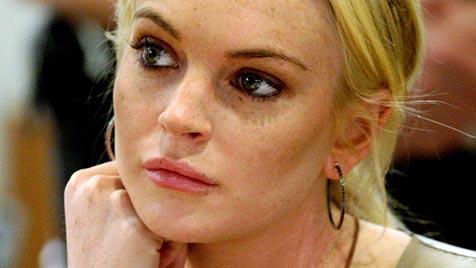 Lohan räumt Schuld ein und umgeht Diebstahlsprozess (Bild: EPA)