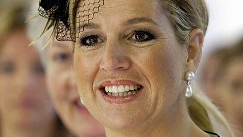 Parlament: Máxima darf Königin der Niederlande werden (Bild: EPA)