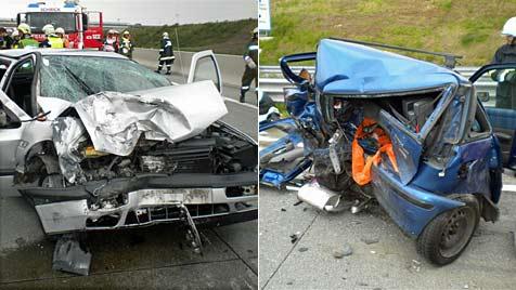 Nächster tödlicher Unfall in NÖ - der dritte in zwei Tagen (Bild: FF Schrick)