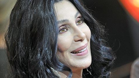 Die alterslose Pop-Diva: Cher feiert den 65. Geburtstag (Bild: EPA)