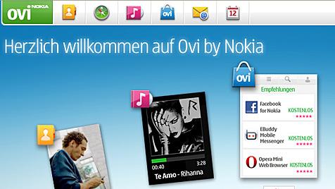 Nokia lässt mäßig erfolgreiche Marke Ovi fallen (Bild: Nokia)