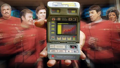 Soll Arzt ersetzen: Millionen-Preisgeld für echten Tricorder (Bild: AP, krone.at-Grafik)