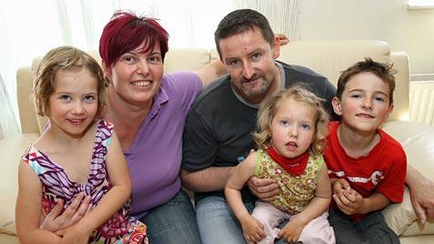 Familie fühlt sich von Gemeinde Tulln im Stich gelassen (Bild: Peter Tomschi)