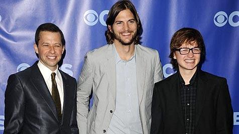 """Kutcher verdient pro """"Charlie""""-Folge eine Million Dollar (Bild: AP)"""