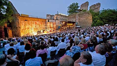 Programm für das Theaterfest offiziell präsentiert (Bild: opernair)