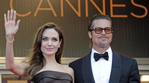 """Brad Pitt: """"Wollte schon immer eine Großfamilie!"""" (Bild: EPA)"""