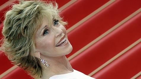 Teure Schönheit: Fondas Lächeln ist 55.000 Dollar wert (Bild: EPA)