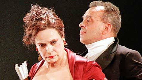 Fritz Schediwy erlitt auf Bühne tödliche Herzattacke (Bild: APA)