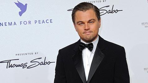 Leo und die Frauen: Er wird älter, seine Freundinnen nicht! (Bild: EPA)