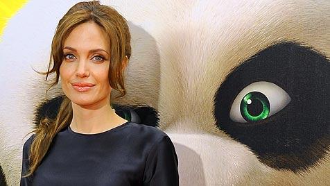 Magerwahn: Jolie, Beatrice und Schiffer superdürr (Bild: EPA)
