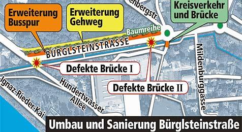 Einbahnen und neue Schikanen ärgern die Salzburger (Bild: Krone-Grafik)