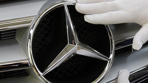 Hunderttausende Euro Schaden bei Autodiebstahl-Serie (Bild: AP)