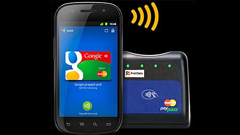 Googles Handy-Bezahldienst sehr leicht auszuhebeln (Bild: Google)