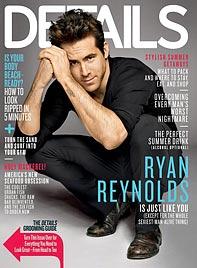 """Ryan Reynolds: """"Bin noch nicht über Scheidung hinweg"""" (Bild: Details)"""