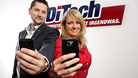 DiTech startet mit vertragsfreien Smartphones (Bild: DiTech)