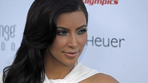 Kardashians: Kims Verlobungsring ist der größte! (Bild: EPA)