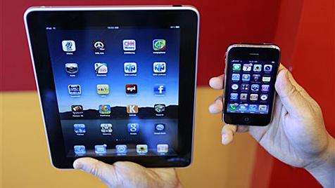 Samsung will Einsicht in iPad 3 und iPhone 5