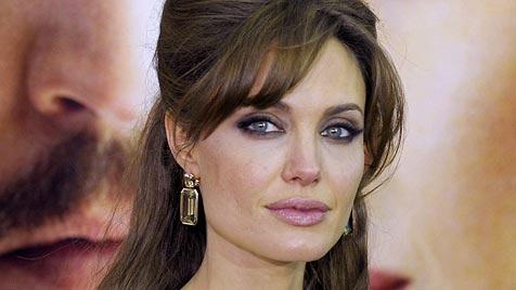 Sexy und engagiert: Angelina Jolie feiert den 36. Geburtstag (Bild: EPA)