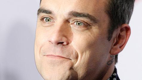 """Robbie Williams sagt: """"Ich spritze mir Testosteron"""" (Bild: AP)"""