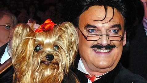 Moshammers Liebeslied an seinen Hund aufgetaucht (Bild: dpa/Frank Mächler)