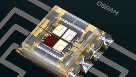 Osram verklagt Samsung und LG wegen LED-Technik (Bild: OSRAM Opto Semiconductors)