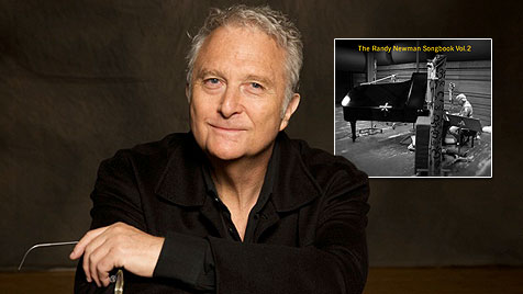 "Randy Newman blickt auf ""Songbook Vol. 2"" zur�ck"