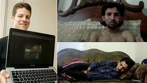 Webcam-Bilder überführen Notebook-Dieb (Bild: AP)