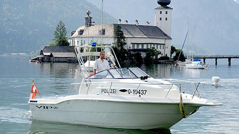 Zwei Ertrinkende gerade noch aus Seen in OÖ gerettet (Bild: Klemens Fellner)