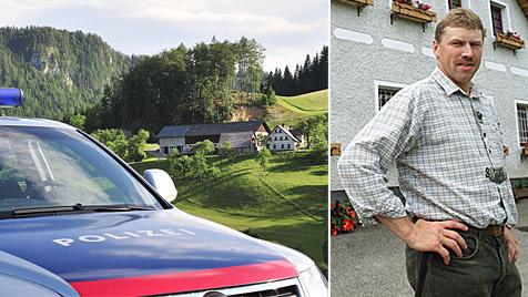 """Drama in Göstling: """"Kinder erhalten von uns jede Hilfe"""" (Bild: APA/PAUL PLUTSCH, ATV)"""