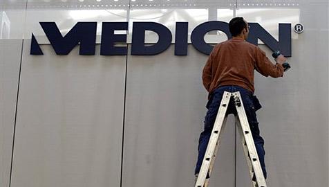 Chinesen übernehmen Mehrheit an Medion (Bild: AP)