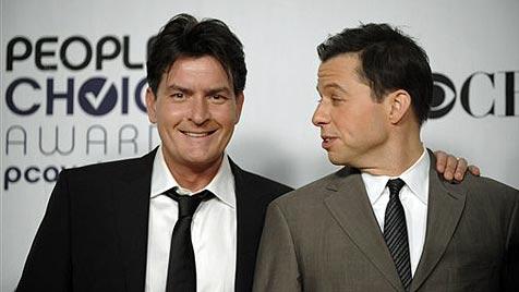 """Cryer steht hinter """"großartigem Freund"""" Sheen (Bild: AP)"""