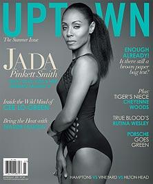Jada Pinkett Smiths Ehe-Geheimnis: Sich Auszeit gönnen (Bild: Uptown)