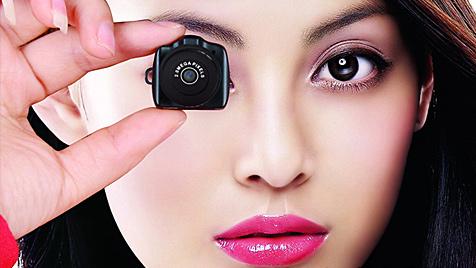 Kleinste Kamera der Welt filmt bis zu 40 Minuten Video (Bild: Chinavasion)