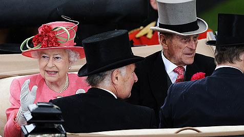 Kates Mutter durfte in einer königlichen Kutsche fahren