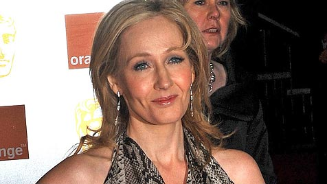"Rowling lässt ""Potter""-Fans über Website rätseln (Bild: EPA)"