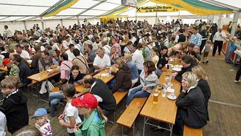 150 'Hakler' bei Alpenländischen Meisterschaften (Bild: Markus Tschepp)