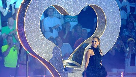 Star-Aufgebot bei letzter Gottschalk-Show auf Mallorca (Bild: EPA)