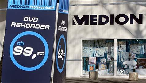 Lenovo: Medion-Übernahme bis 1. September (Bild: AP)