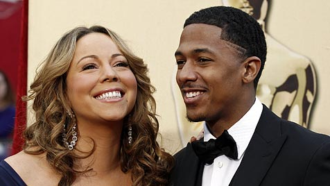 Cannon: Mariah Carey von Rolle als Mutter überwältigt (Bild: AP)