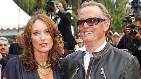 """Easy Rider"" Peter Fonda heiratete zum dritten Mal (Bild: EPA)"