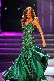 """Miss USA"" Alyssa Campanella liebt ""Die Tudors""-Star (Bild: EPA)"
